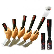 Smokesabre rookmelder tester