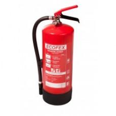 Ecofex 6l schuimblusser A,B,F branden